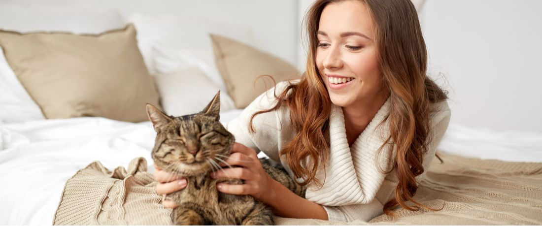 Here's a list of must-have items for every first-time cat owner.